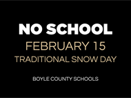 021521 NO SCHOOL Traditional Snow Day