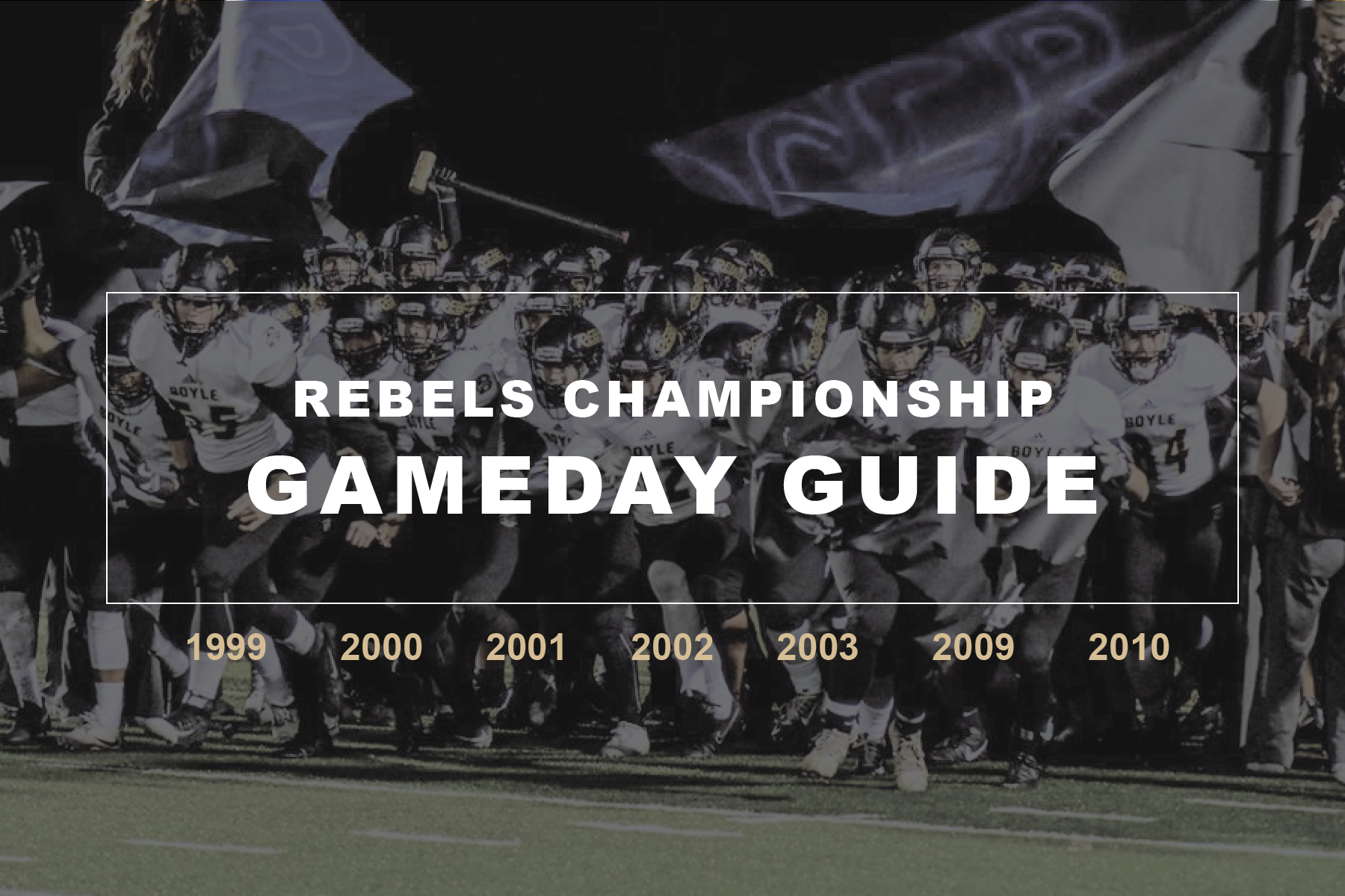 Gameday Guide