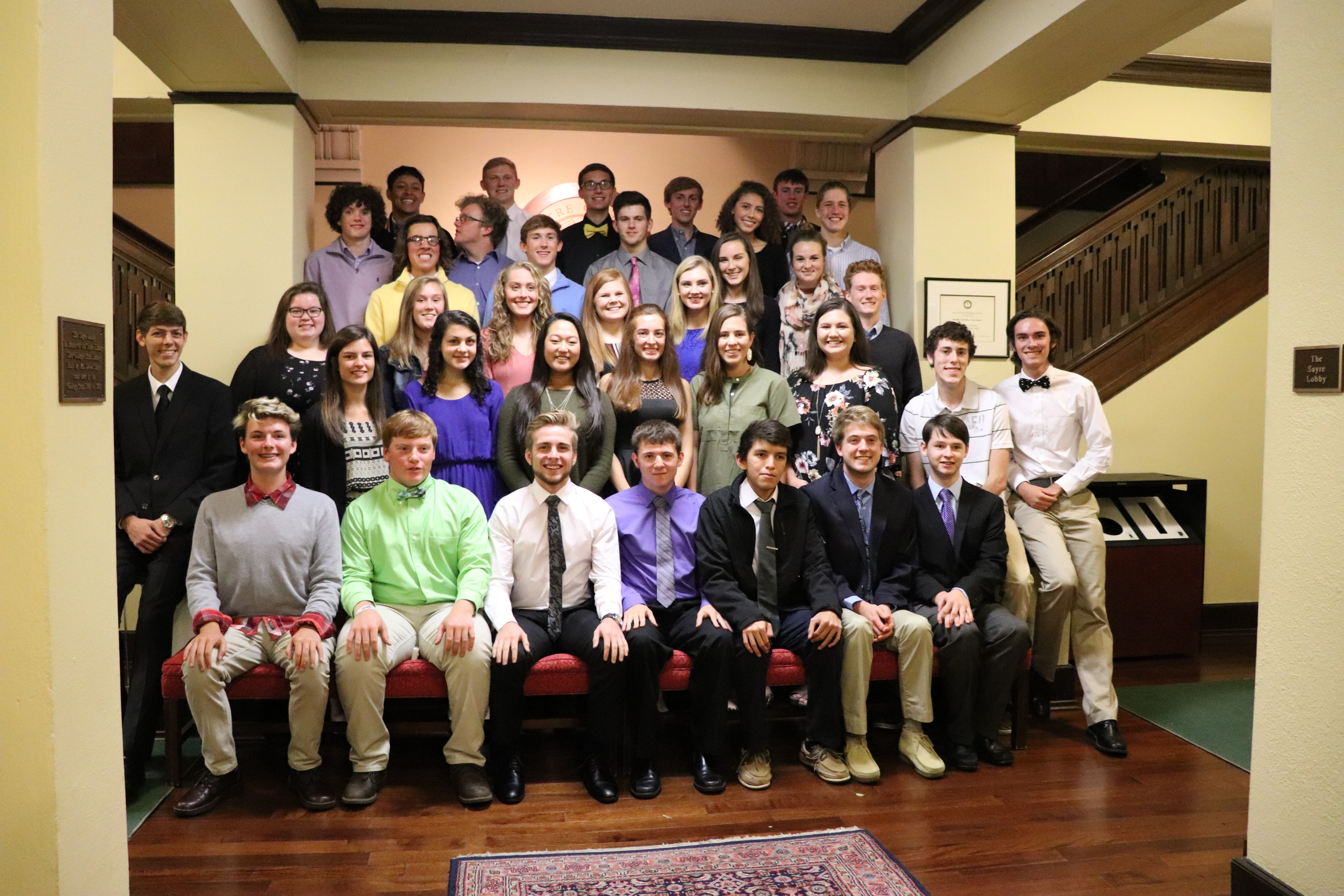 A record of 53 BCHS seniors scored an average composite score of 28+ on the ACT