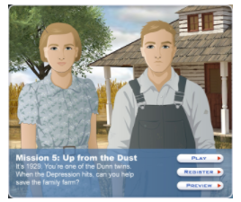 NEW Dust Bowl Mission 5 just added!
